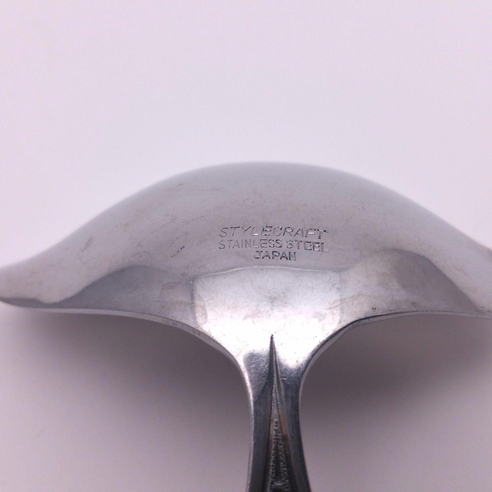 Stylecraft SYF10 Stainless Steel Gravy Ladle