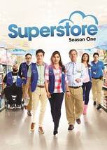 Superstore first season one 1 dvd  2016  2 disc  nbc comedy new sealed free ship thumb200