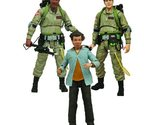 Ghostbusters Select Series 1 Action Figure - Ray, Winston, Louis