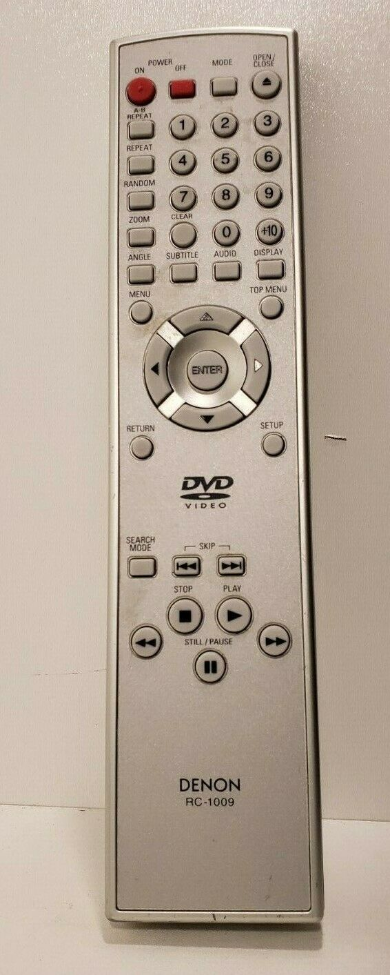 Denon DVD Player DVD-556 With Remote Tested image 9