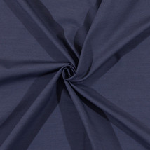 Chambray Denim-look Slate Blue Shirt Shirting Fabric By the Yard D171.06 - $5.99
