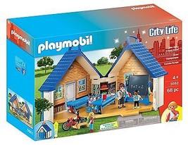 Playmobil 5662 Take Along School House Playset  - $66.21