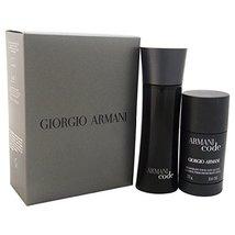 Fragrance Men Armani Code by Giorgio for Gift Set h400 l600 w500 w7 BLA17M - $0.00