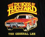 Vintage The Dukes of Hazzard & General Lee Movie Hot Rod 90's 1999 T Shirt L