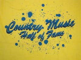 Vintage Country Music Hall of Fame HoF 50/50 Soft Thin T Shirt S m - $19.79