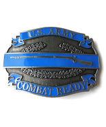 UNITED STATES ARMY CIB COMBAT INFANTRY LOGO BEL... - $16.79