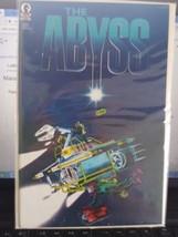 THE ABYSS #1-2 Dark Horse Comics1989 full run mini series VF/NM Stradley... - $11.83