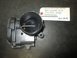 08 09 10 11 12 13 14 Mini Cooper 1.6 L Throttle Body #757669880 *See Item*  - $163.34