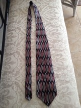 Mens tie by Bill Blass multicolored - $24.99