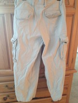 Mens Tan Cargo Pants By Gap Size 30/30 - $29.99