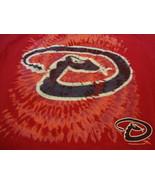 MLB Arizona Diamondbacks Major League Baseball Fan Apparel Red Youth T S... - $15.53