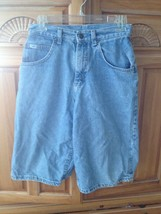 boys Denim Shorts By Lee Boys Size 16 Reg beautiful condition - $19.99