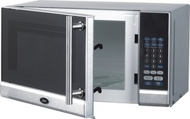 Compact Microwave 700W Power Digital Dorm Studio Office Defrost Cook Gla... - $92.46