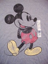 Walt Disney World Disneyland Distressed Vintage/Retro-Style Soft T Shirt S / M - $15.83