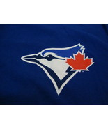 MLB Toronto Blue Jays Major League Baseball Fan Majestic Apparel Blue T ... - $15.83