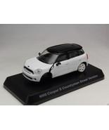 KYOSHO SEMI ASSEMBLED DIECAST CAR MINI COOPER S COUNTRYMAN STREET VER. 1... - $9.99