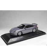 MINICAHMPS PORSCHE 911 GT3 1998 GRAY METALLIC 996 430068008 1/43 PMA - $29.99