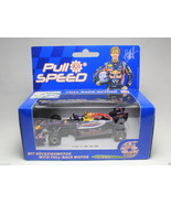 STADLBAUER 17141 F1 RED BULL RB7 PULL SPEED CARRERA PULL BACK ACTION 1/43 - $8.99