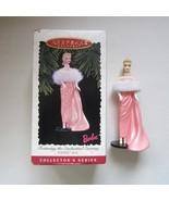 1996 Hallmark  Enchanted Evening Barbie  Doll Ornament - $5.99