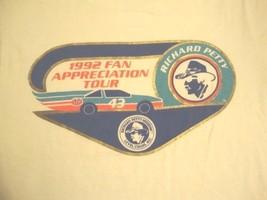 Vintage 1992 Richard Petty Appreciation Tour #43 North Carolina T Shirt M - $27.71