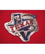Texas: The Lone Star State Vacation Souvenir Memorabilia T-Shirt L - $14.84