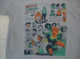 The Dallas Observer North Texas Hip Hop Vol 1 Every Man is King Rap T Shirt XL - $15.98