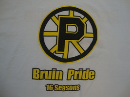 NHL Providence Bruins Pride National Hockey League Fan 16 Seasons T Shir... - $14.10