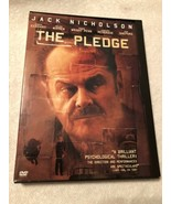 The Pledge- Movie DVD Jack Nicholson - $9.90