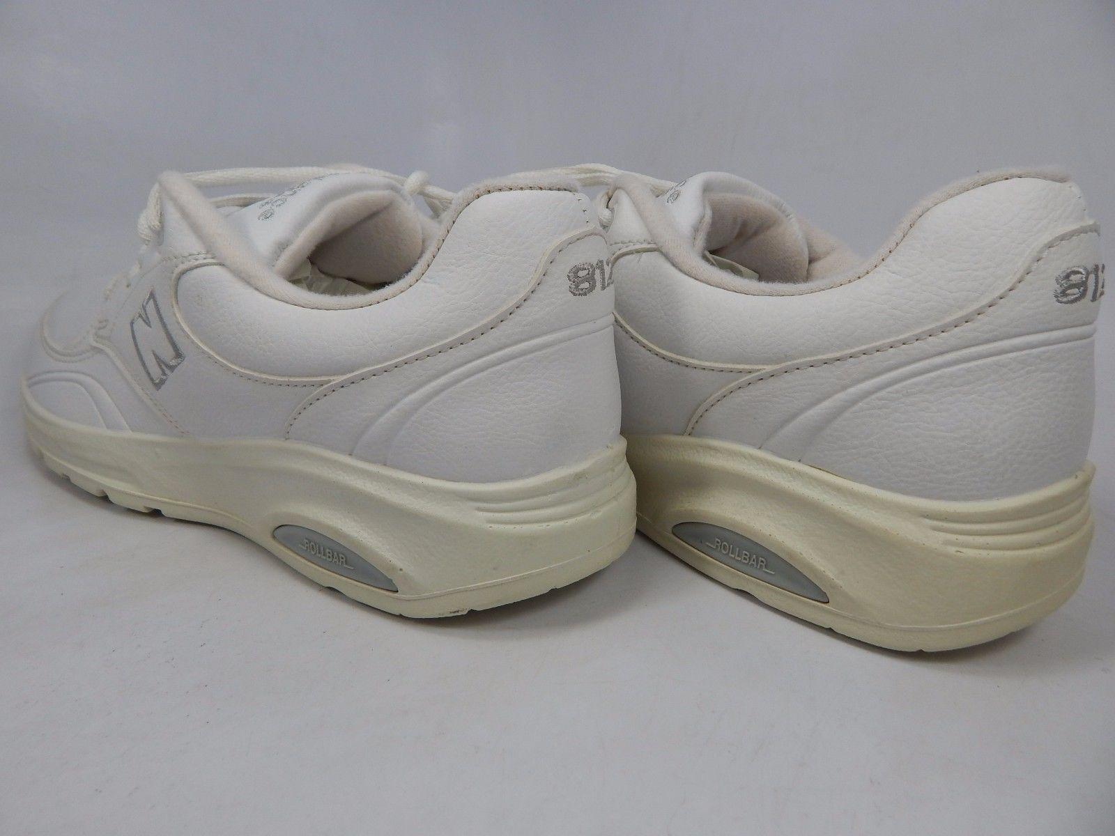 New Balance 812 Men's Walking Shoes Size US 8 M (D) EU 41.5 White MW812WT
