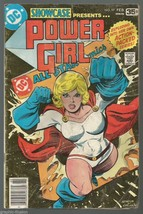 Showcase #97 Dc Comics Power Girl = Supergirl Reader Copy 1977 - $9.90