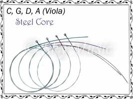New Paititi Viola String Set 14 Inch Viola High... - $6.97