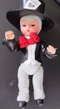 "2010 Madame Alexander 10/6 McDonald's Boy in Tuxedo w/ Moving Parts 5"" D... - $7.80"
