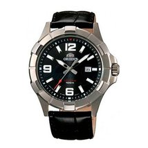 Orient Japanese Quartz Wrist Watch UNE6002B For Men - $171.69