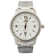 Orient Japanese Quartz Wrist Watch UNF1006W For Men - $82.45