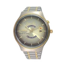 Orient Japanese Mechanical Wrist Watch EU00000U For Men - $188.18
