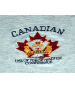 Ontario Canadian OPP Academy Use Of Force Trainers Embroidered Shirt, Po... - $8.49