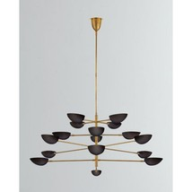 MV3008 GRAPHIC GRANDE FOUR-TIER CHANDELIER - $850.00 - $3,820.00