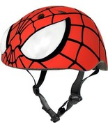 Spiderman Helmet bicycle kids sports protection safety halloween bike sk... - $29.69