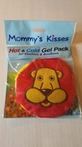 Mommy's Kisses Hot And Cold Gel Pack lion for ouchies and booboos. Babies - $4.94