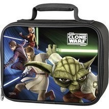 Thermos  Star Wars Clone Wars  Soft Lunch Kit - $281,43 MXN
