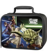 Thermos  Star Wars Clone Wars  Soft Lunch Kit - £10.82 GBP