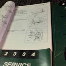 2004 DODGE DURANGO Service Repair Shop Manual Set W Recalls & Highlights + OEM image 4