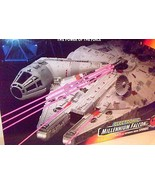 1995 MISB POTF Sealed Star Wars Electronic Millennium Falcon SHARP BOX f... - $158.39