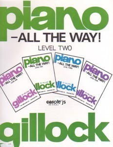 Piano All The Way Level 2 William Gillock