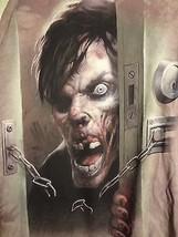 Zombie Door Unisex Tee Sz. XL - $8.79
