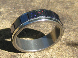 Haunted Ring The Shining ones Anunnaki djinn angel POWERHOUSE wish granting  - $100.00