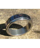 Haunted Ring The Shining ones Anunnaki djinn angel POWERHOUSE wish grant... - $55.00