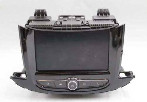 Primary image for 17 18 19 20 CHEVROLET TRAX INFORMATION DISPLAY SCREEN RECEIVER OEM