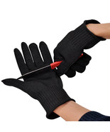 One Pair Stainless Steel Wire Safety Butcher Cut-resistant Gloves ! - $21.95