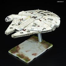 Bandai Hobby 1/144 Millennium Falcon Star Wars: the Last Jedi Model Buil... - $64.32